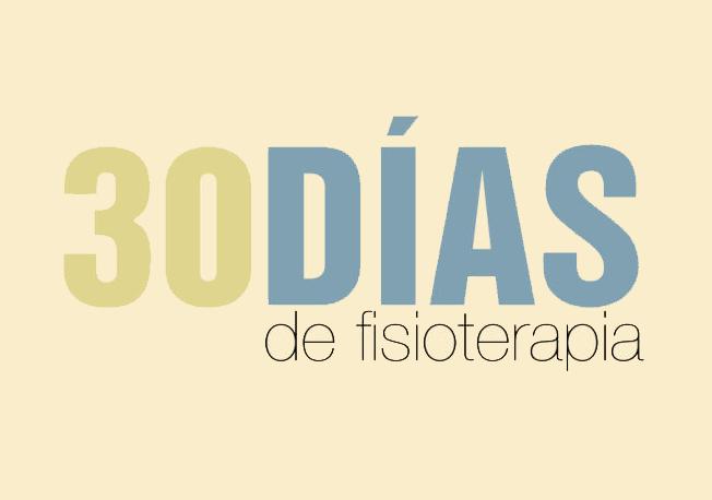 ACTV, presente en la Revista «30 días» del Colegio Profesional de Fisioterapeutas de Madrid